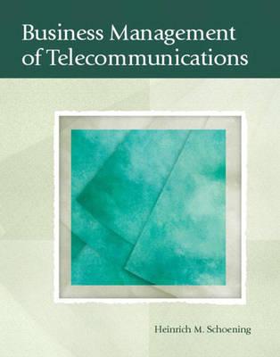 Business Management of Telecommunications (Hardback)