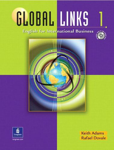Global Links 1: English for International Business, with Audio CD (Paperback)