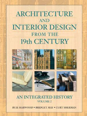 Architecture and Interior Design from the 19th Century, Volume II (Hardback)