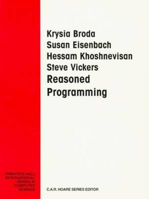 Reasoned Programming (Paperback)