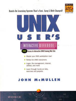 UNIX Users Interactive Workbook (Paperback)
