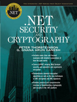 .NET Security and Cryptography (Paperback)