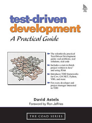 Test-Driven Development: A Practical Guide: A Practical Guide (Paperback)