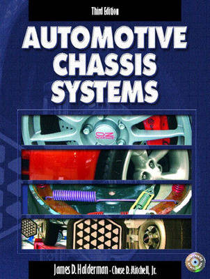 Automotive Chassis System & Lab Manual Worktext & CD Pkg. (Paperback)