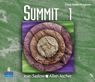 Summit 1 with Super CD-ROM Complete Audio CD Program (CD-Audio)