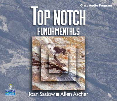 Top Notch Fundamentals with Super CD-ROM Complete Audio CD Program (CD-Audio)