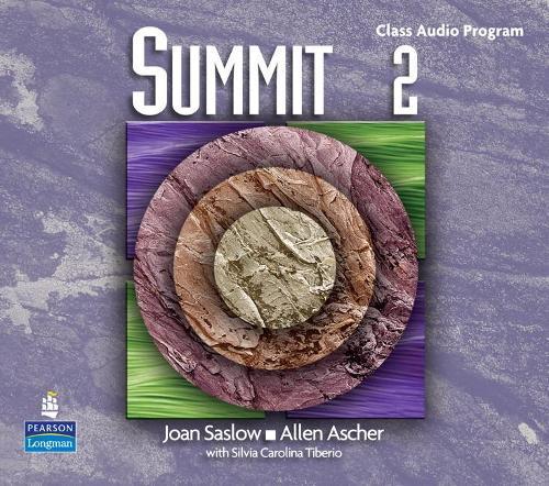 Summit 2 with Super CD-ROM Complete Audio CD Program (CD-Audio)