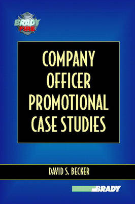 Company Officer Promotional Case Studies (Paperback)