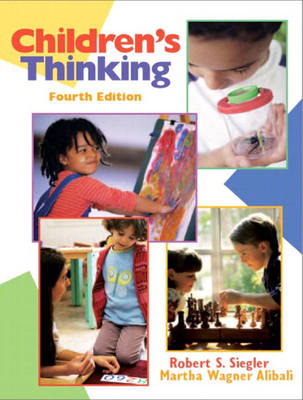 Children's Thinking: United States Edition (Paperback)