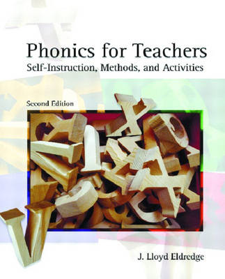 Phonics for Teachers: Self-instruction Methods and Activities (Paperback)