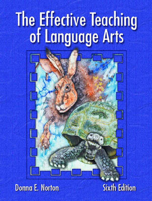 The Effective Teaching of Language Arts (Hardback)
