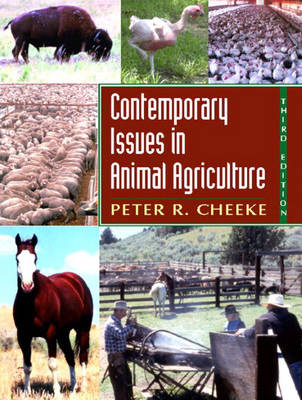 Contemporary Issues in Animal Agriculture (Paperback)