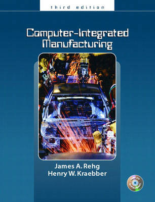 Computer Integrated Manufacturing (Hardback)