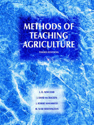 Methods of Teaching Agriculture (Paperback)
