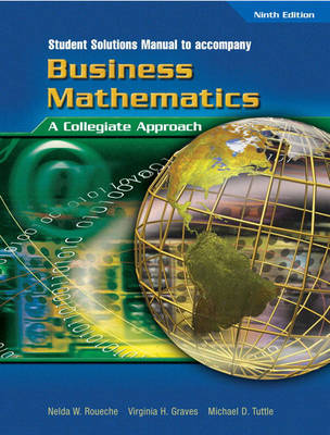 Student Solutions Manual (Paperback)