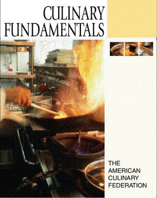 Culinary Fundamentals (Hardback)