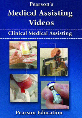 Pearson's Medical Assisting (Clinical) DVD Videos (CD-ROM)