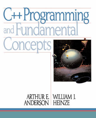 C++ Programming And Fundamental Concepts (Paperback)