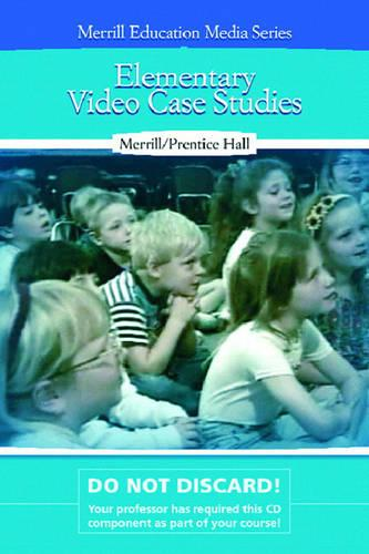 Elementary Video Case Studies (CD-ROM)