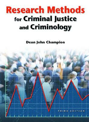 Research Methods for Criminal Justice and Criminology (Hardback)