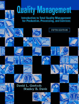 Quality Management: United States Edition (Hardback)