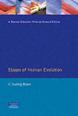 Stages of Human Evolution (Paperback)