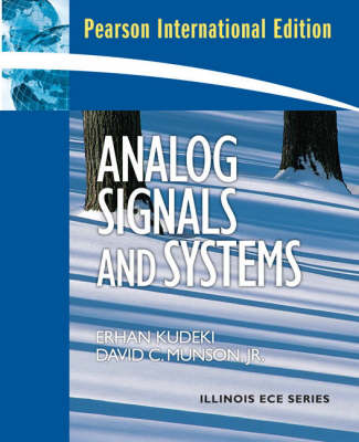 Analog Signals and Systems (Paperback)