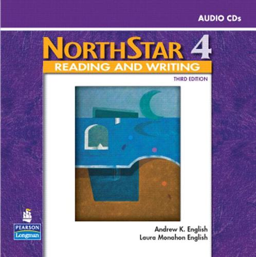NorthStar, Reading and Writing 4, Audio CDs (2)