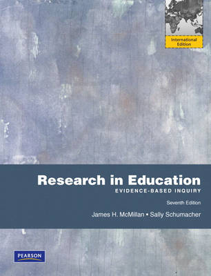 Research in Education: Evidence-Based Inquiry (Paperback)