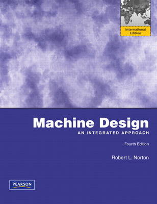 Machine Design: International Version (Paperback)