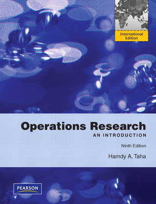 Operations Research: An Introduction: International Edition (Paperback)