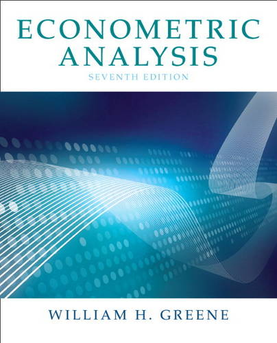Econometric Analysis (Hardback)