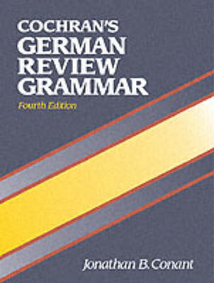 Cochran's German Review Grammar (Paperback)