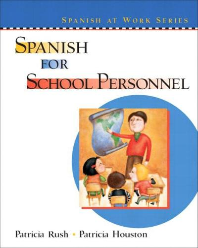 Spanish for School Personnel (Paperback)