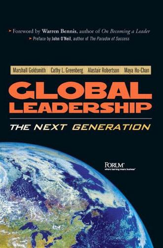 Global Leadership: The Next Generation (Hardback)