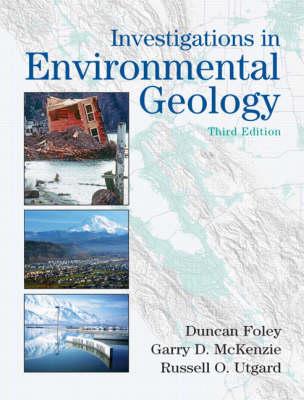 Investigations in Environmental Geology (Spiral bound)
