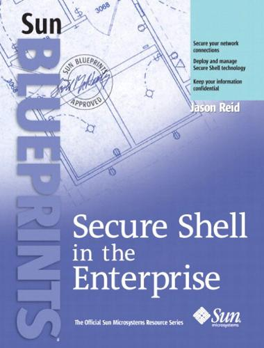 Secure Shell in the Enterprise (Paperback)