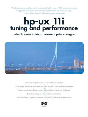 HP-UX 11i Tuning and Performance (Paperback)