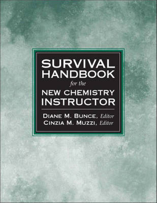 Survival Handbook for the New Chemistry Instructor (Paperback)