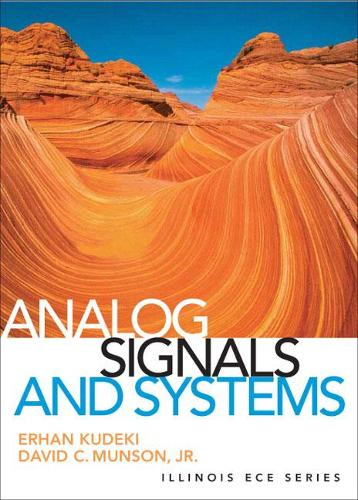 Analog Signals and Systems: United States Edition (Hardback)