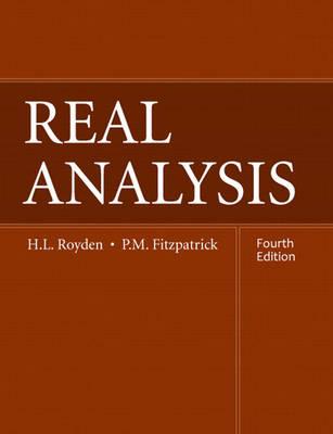 Real Analysis: United States Edition (Hardback)
