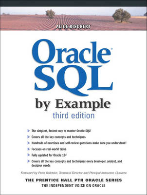 Oracle SQL by Example (Paperback)