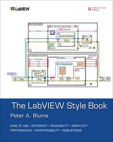 The LabVIEW Style Book (Hardback)