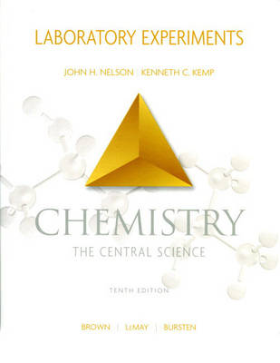 Chemistry the Central Science, Laboratory Experiments (Paperback)