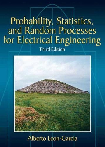 Probability, Statistics, and Random Processes for Electrical Engineering (Hardback)