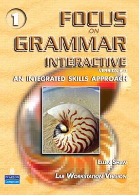 Focus on Grammar Introductory (CD-ROM)