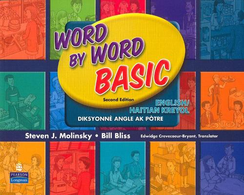 Word by Word Basic English/Haitian Kreyol Bilingual Edition (Paperback)