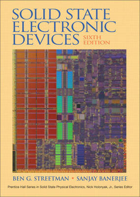 Solid State Electronic Devices (Hardback)