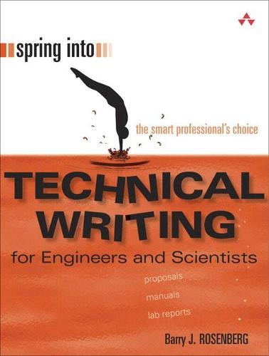 Spring Into Technical Writing for Engineers and Scientists (Paperback)