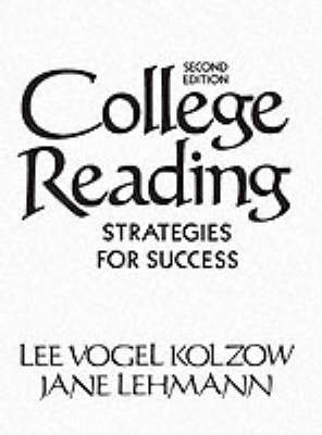 College Reading: Strategies for Success (Paperback)